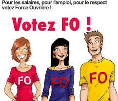 élection FO